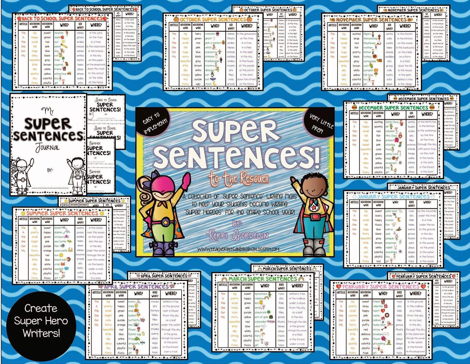 Super Sentence Examples
