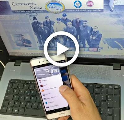 Guarda il nostro video - APP Carrozzeria Nixsa