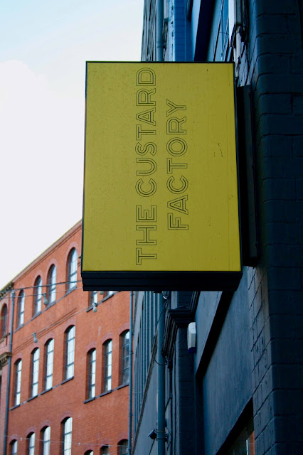 Custard Factory Birmingham Digbeth review