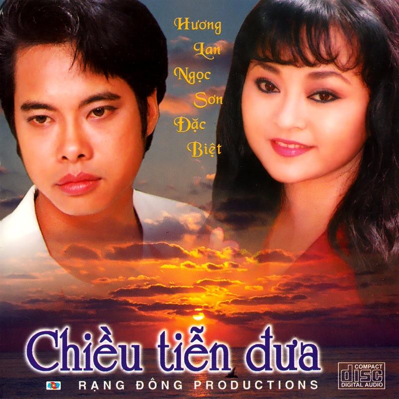 Rạng Đông CD - Hương Lan, Ngọc Sơn - Chiều Tiễn Đưa (NRG) + bìa scan mới