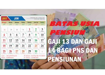 Batas Usia Pensiun dan Skema Pemberhentian PNS Berdasarkan PP No 11 Tahun 2017