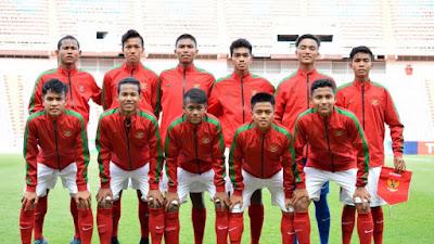 Timnas U-16 di Piala Asia Berpeluang Mendapatkan Dana Bantuan