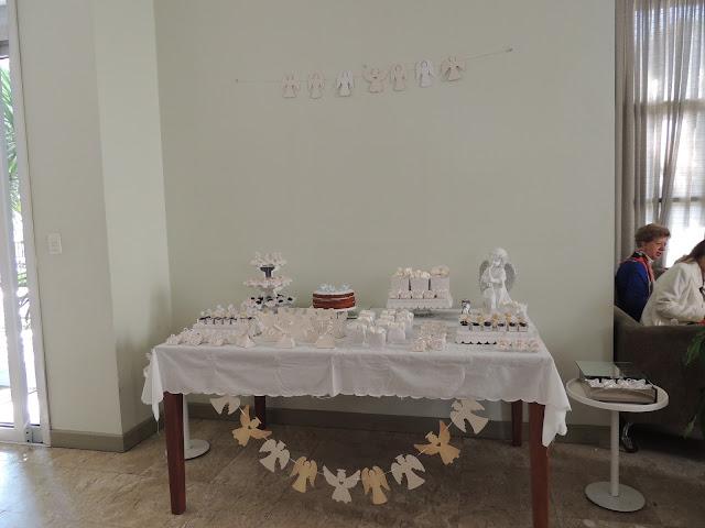 decoração batizado