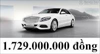 Bảng thông số kỹ thuật Mercedes C250 Exclusive