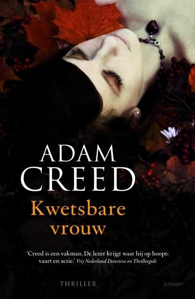 Kwetsbare Vrouw by Adam Creed
