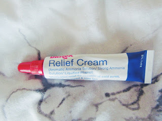blistex relief cream