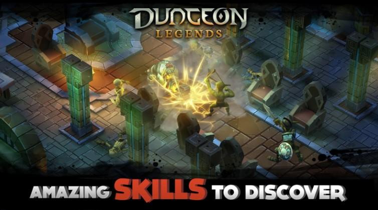 Dungeon Legends Mod Apk