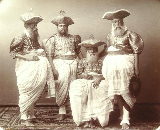 Kandyan chiefs