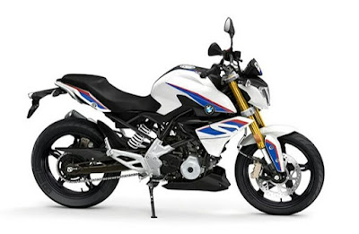Upcoming 2016 BMW G310R side angle HD Images