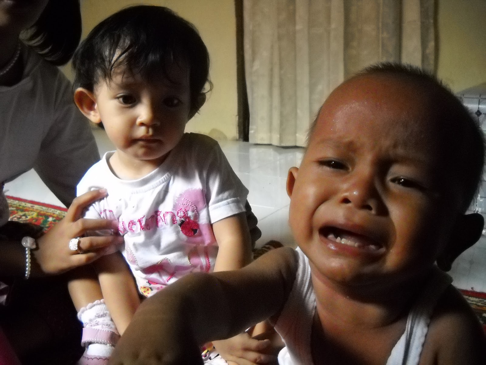 BULETIN HITAM Senyuman Tawa Dan Tangis Anak Kecil