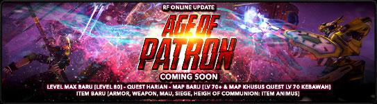 RF Online: Age Of Patron (Cap Lv 80) Indonesia