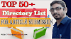 Top 49+ Article directory site list article submission ke liye