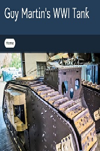 Watch Guy Martin WW1 Tank Online Free in HD