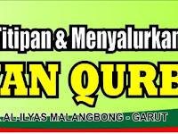 Download Spanduk Panitia Penerimaan Hewan Qurban Format CDR