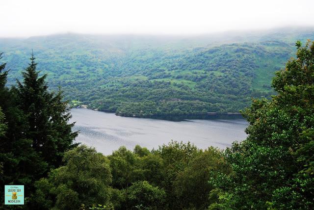 West Highland Way - Loch Lommond, Escocia