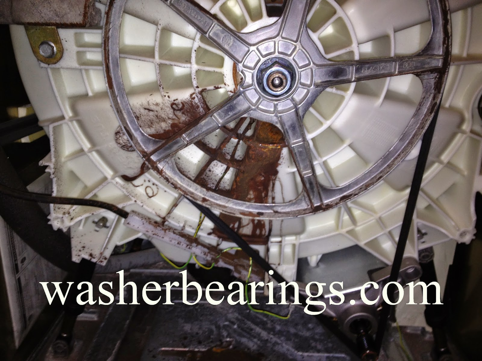Kenmore Elite He5t Bearing And Tub Seal Replacement