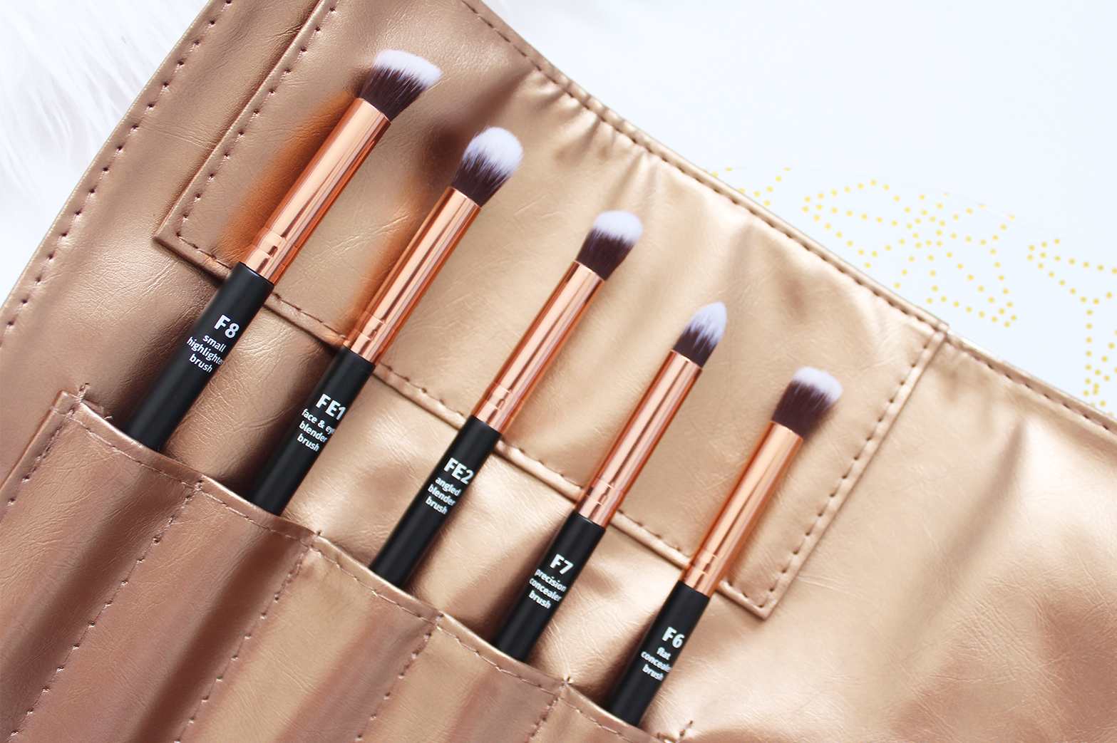 SIMPLY ESSENTIAL | Ultimate Eye Brush Set - CassandraMyee