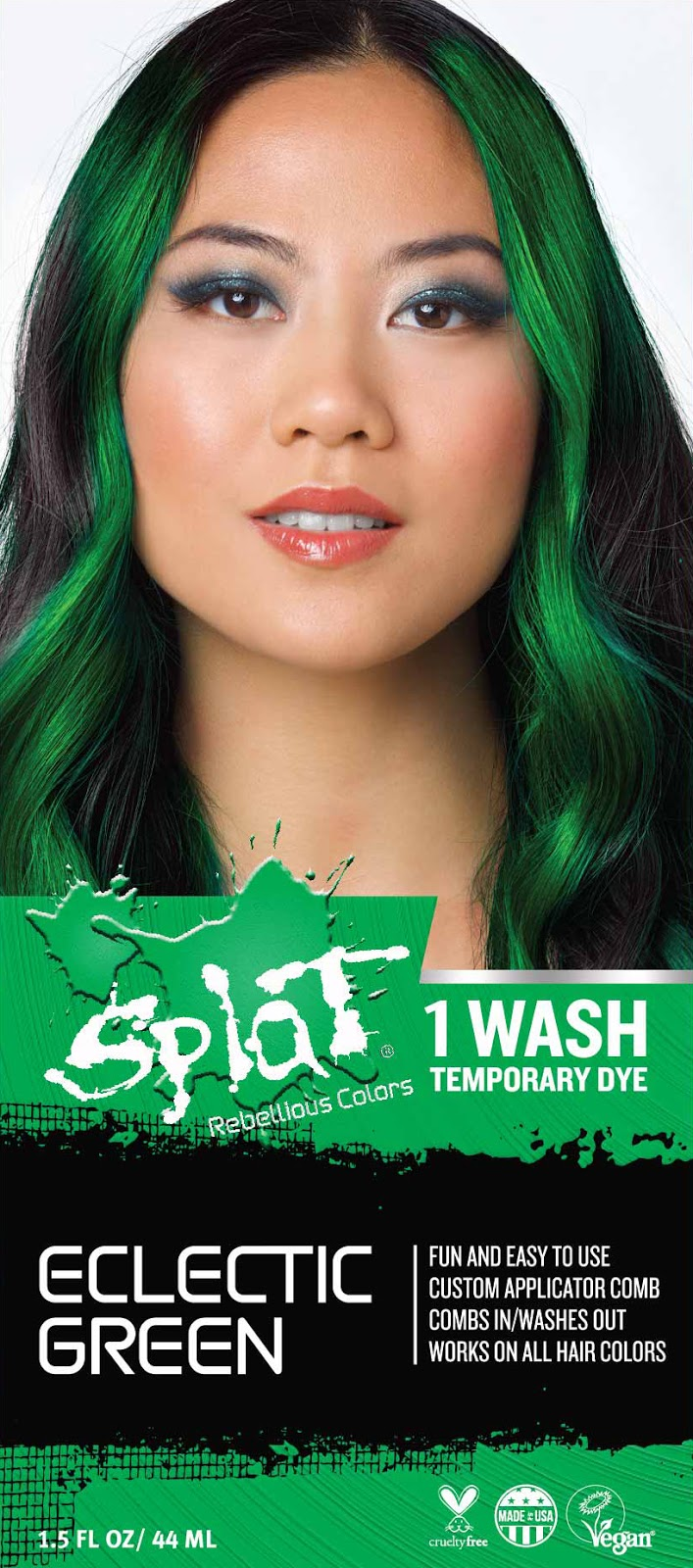 Semi Permanent Hair Dye Without Hydrogen Peroxide