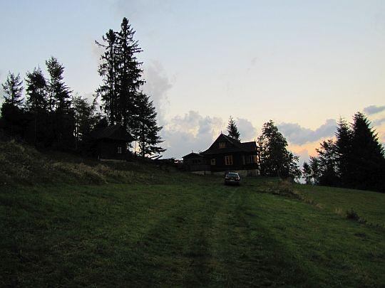 Skansen w Studzionkach.