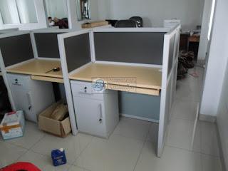 Cubicle Workstation - Furniture Kantor Semarang