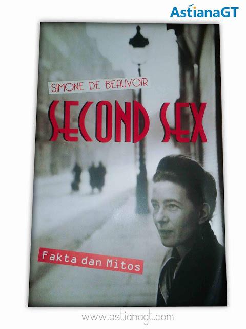 Dijual buku Second Sex mitos dan faktas oleh Simone de Beauvoir murah astianagt