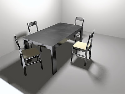 alternatif meja tempahan