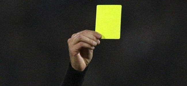 Peraturan Kartu Kuning dan Merah Dalam Sepak Bola