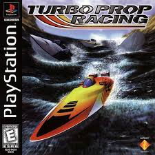 Turbo Prop Racing - PS1 - ISOs Download