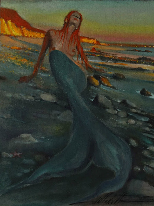 El Matador Mermaid