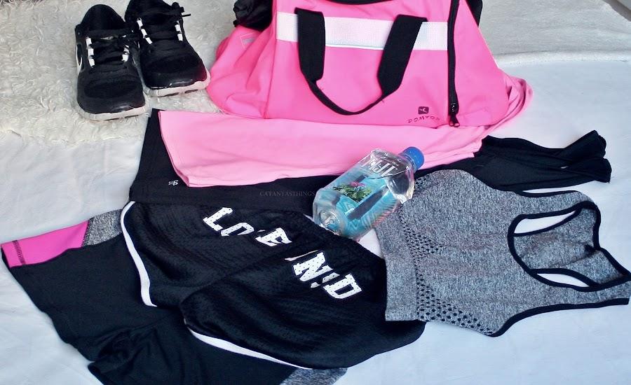 gym essentials