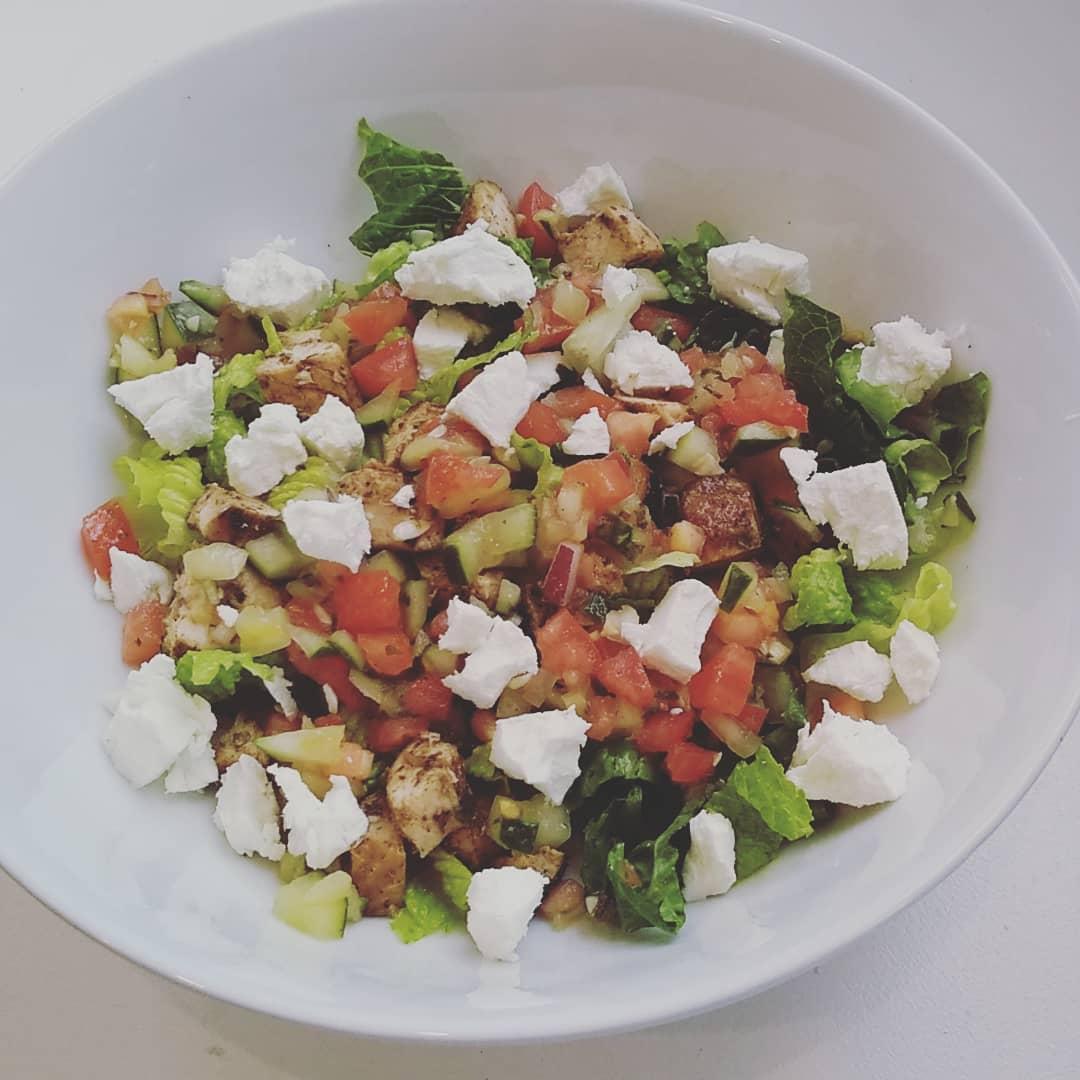 Israeli Salad Recipe