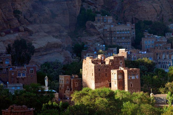Sar Al Hajar The Stone House In Yemen Nice N Funny