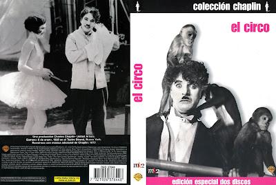 El Circo 1928 | Caratula | Cine clásico