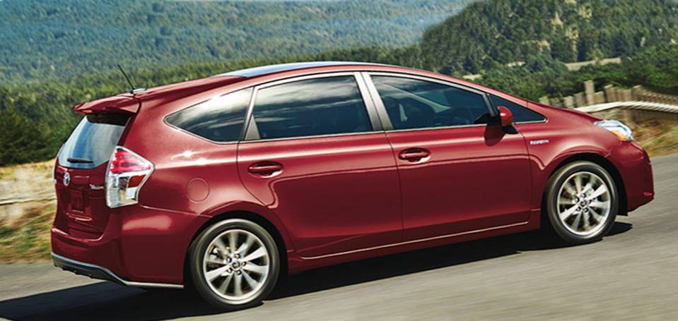2019 Toyota Prius V Review Release Date And Price