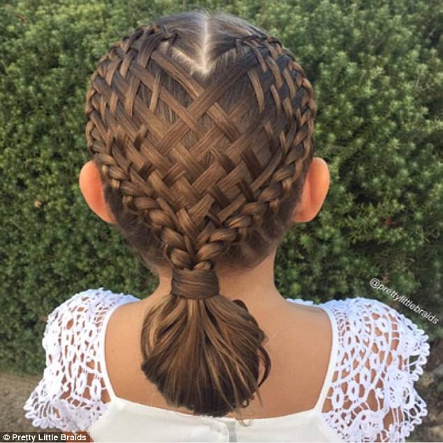 Enjoyable These Beautiful Hairstyles Instantly Turned 5 Year Old Girl Into Hairstyle Inspiration Daily Dogsangcom