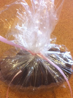 Chocolate Truffle Basket