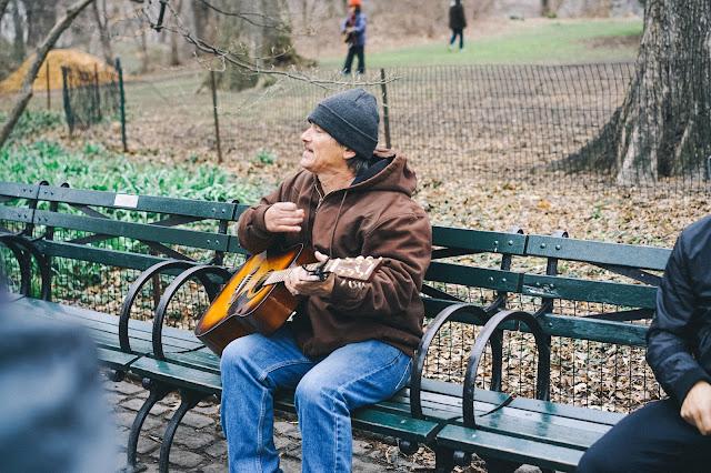 セントラル・パーク(Central Park)|ストロベリー・フィールズ(Strawberry Fields)