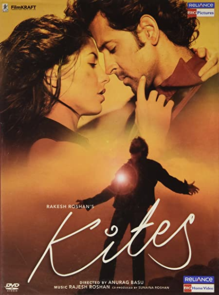 Kites (2010) Hindi 400MB BluRay 480p ESubs