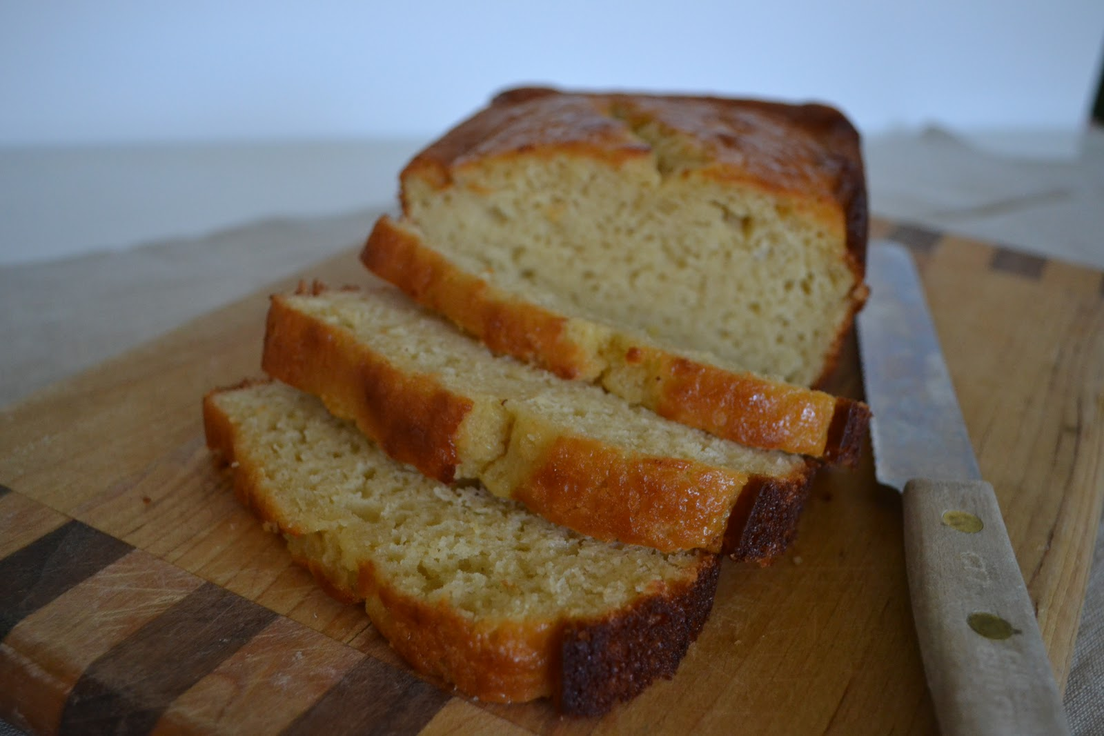Lorraine Pascale Lemon Yogurt Pound Cake