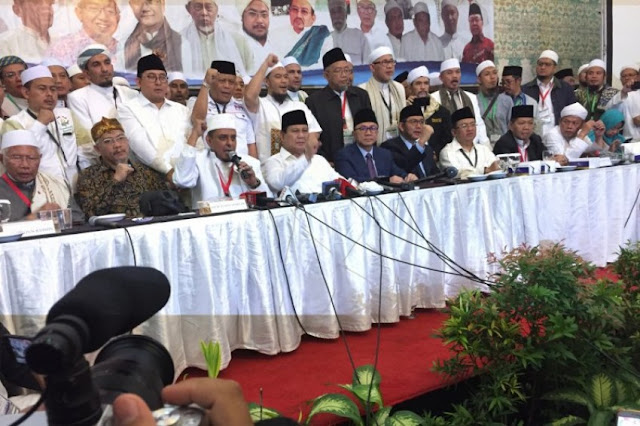 Ijtimak Ulama Dukung Prabowo, Gerindra: Kubu Jokowi Dihantui Kekalahan