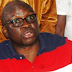 Nigeria Is Doomed If Buhari Is Re-Elected - Fayose