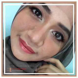 Kolaborasi Make Up Nude X FBB (Female Blogger Banjarmasin)