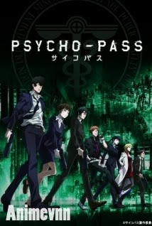Psycho Pass VietSub - Psycho Pass 2013 Poster