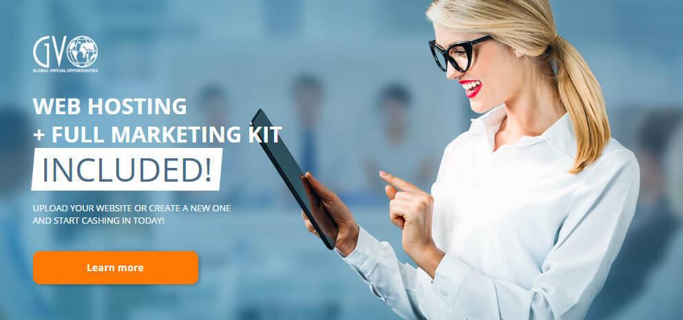 Amazing Marketing Kit GVO !