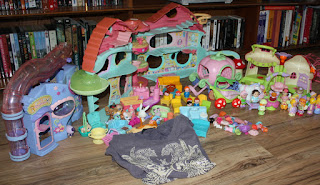 ELC Happyland Fairies ebay