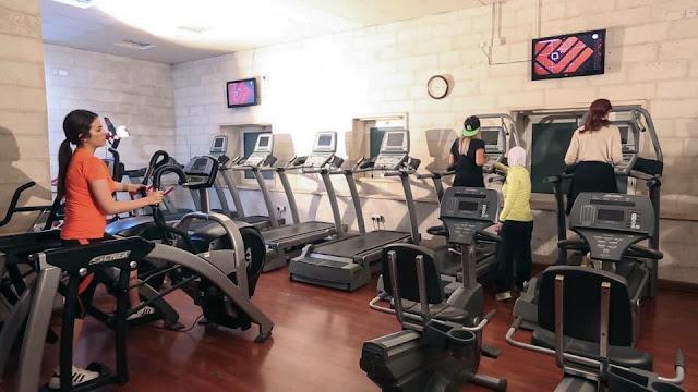 ماذا يحدث لأجهزة الجسم أثناء التمارين الرياضية؟