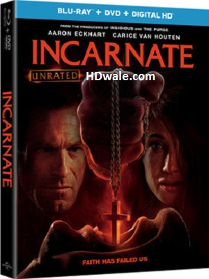 Incarnate 2016 Full Movie Download HD 1080p BluRay 1.6 GB