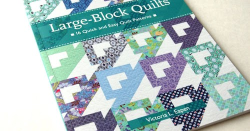 Little Lady Patchwork Large Block Quilts Blog Tour And