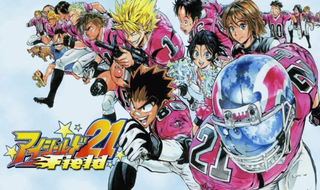 Eyeshield 21 - Daftar Anime Sport terbaik Sepanjang Masa