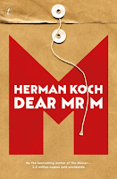 Book cover image of Dear Mr M